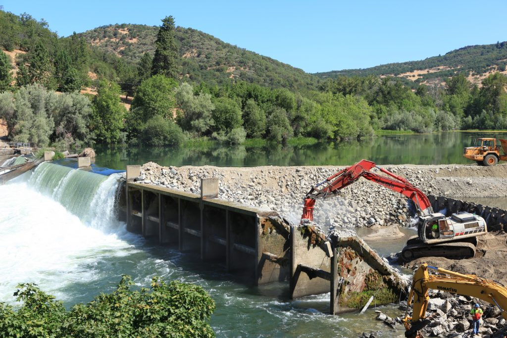 Gold Ray Dam Removal