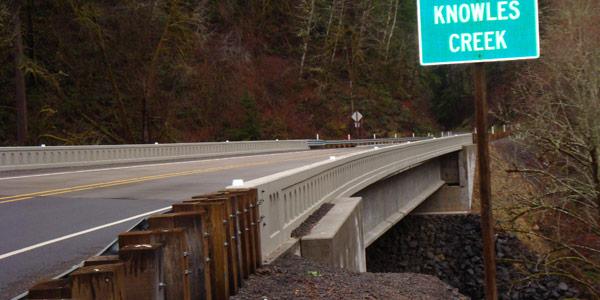Knowles-Creek-Bridges