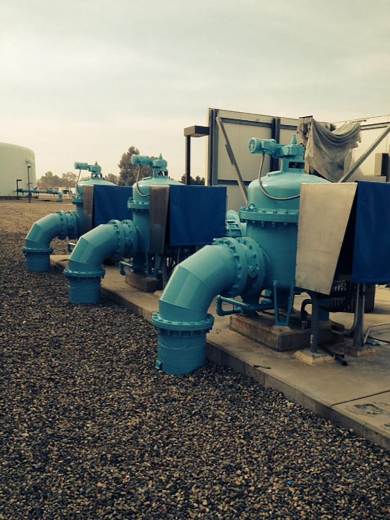 Clovis Surface Water Treatment Plant Expansion (6)